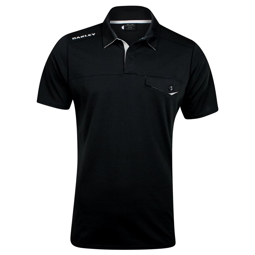 New Oakley Ellis Golf Polo Hydrolix Fabric Moisture Wicking - Pick Size & Color