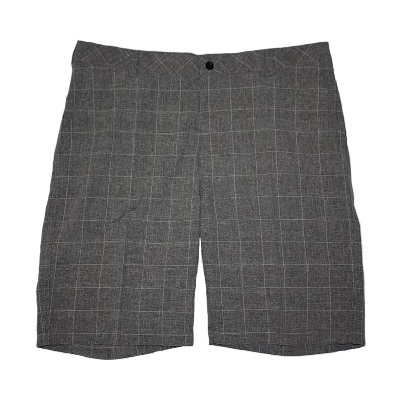 New-Ping-Heathered-Windowpane-Plaid-Golf-Shorts-Multiple-Sizes-Colors