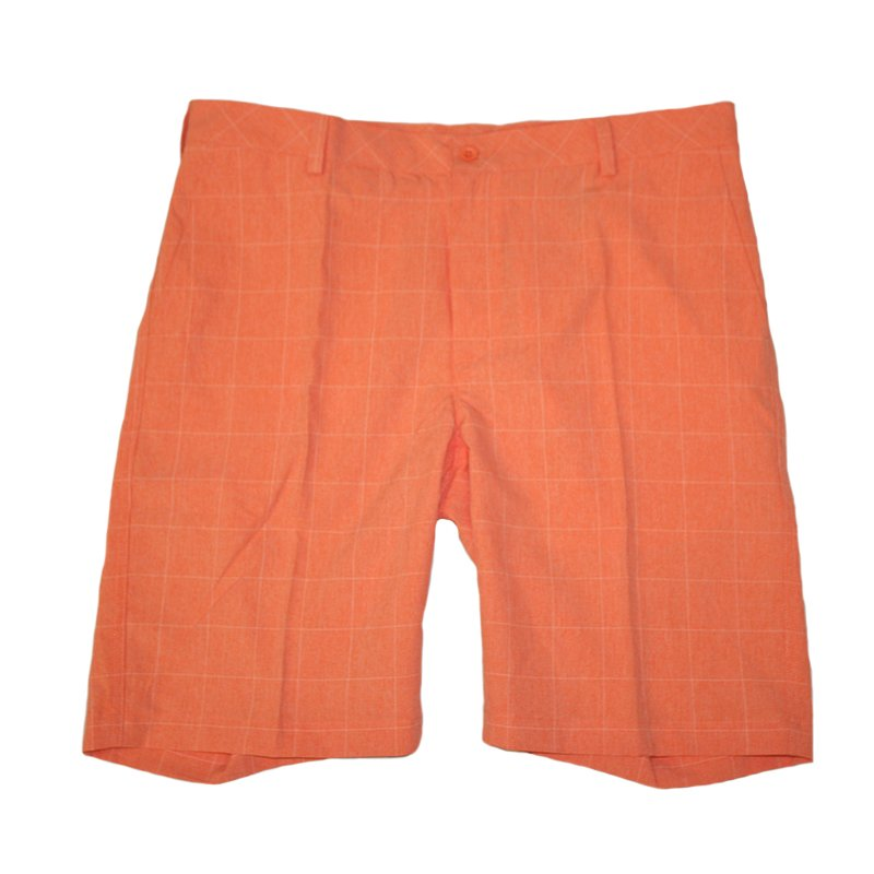 New-Ping-Heathered-Windowpane-Plaid-Golf-Shorts-Multiple-Sizes-amp-Colors