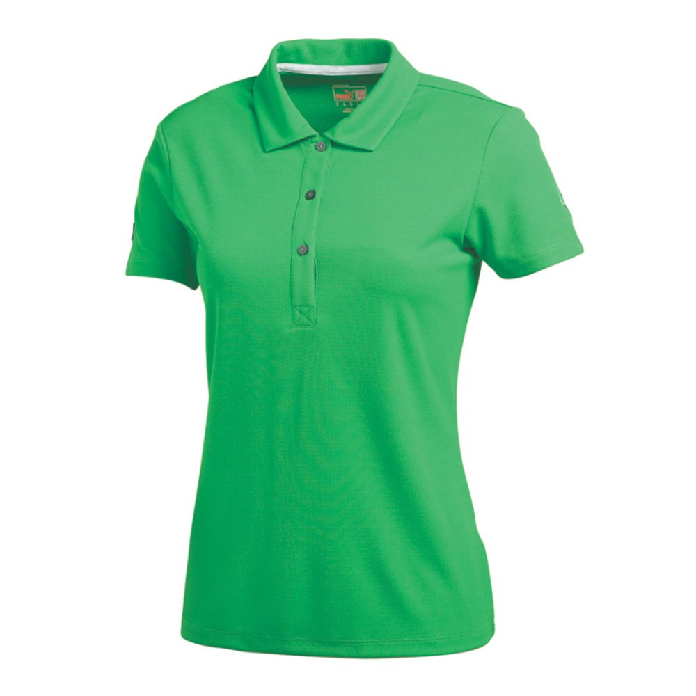 84274ebbd1d  14.86 More Details · Women s PUMA Essential Polo Cresting Bright Green XS