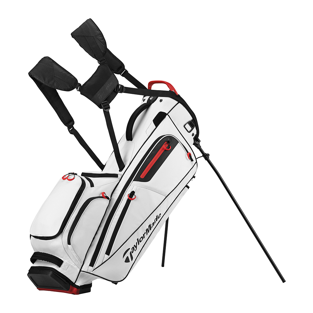 New Taylormade Golf Flextech Carry Bag 5 Way Top Full