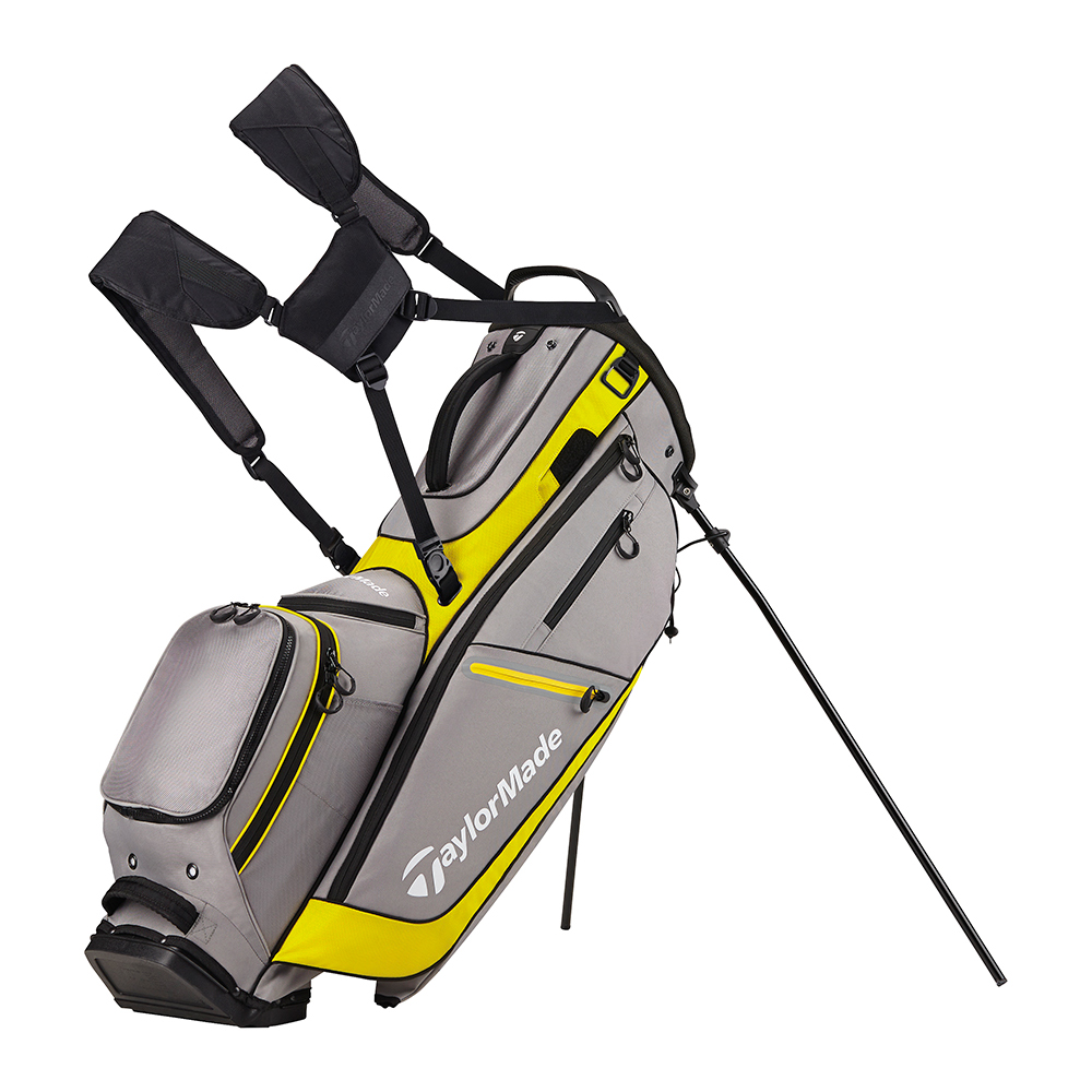 New Taylormade Golf Flextech Crossover Stand Bag 14 Way