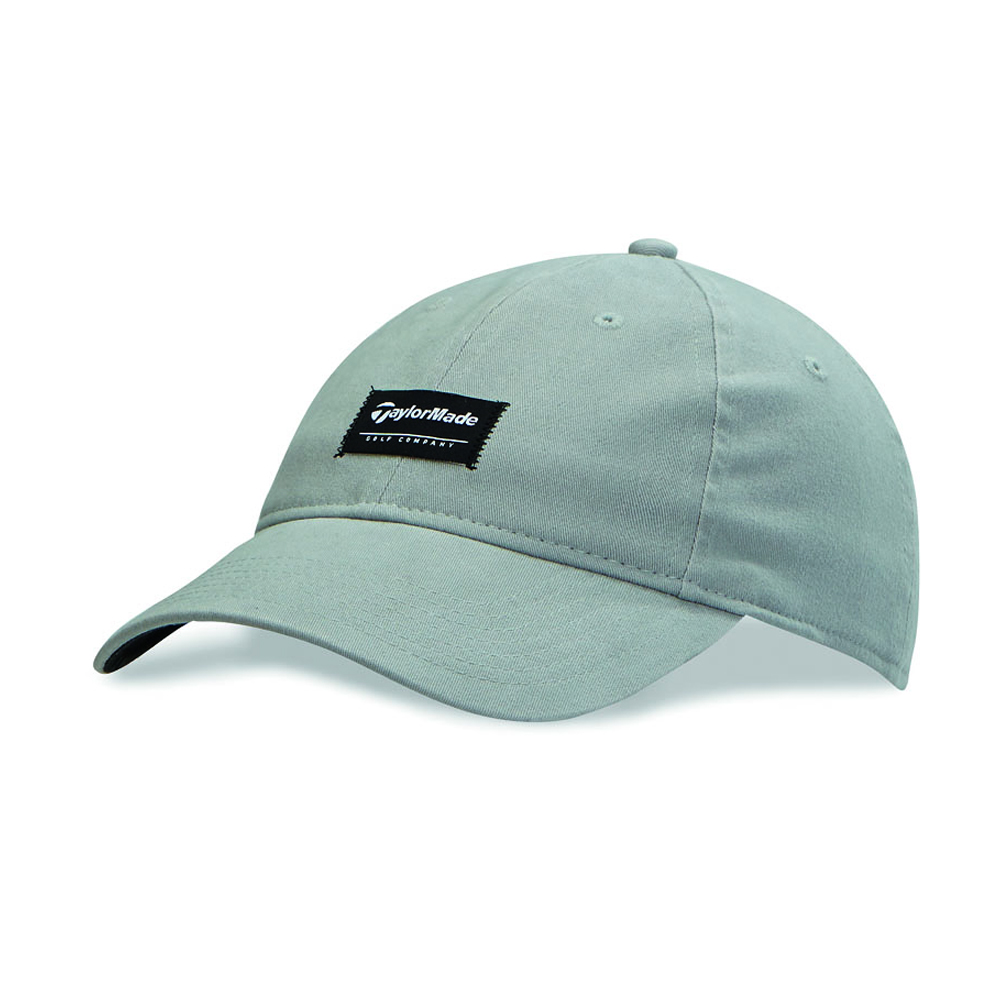 New TaylorMade Golf Label Fitted Cap Moisture Wicking - Pick Hat  9737cccf0a1