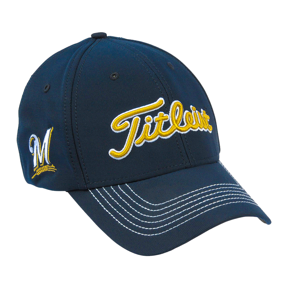 a067747cc02 Titleist MLB Hat Milwaukee Brewers Logo With Tags for sale online