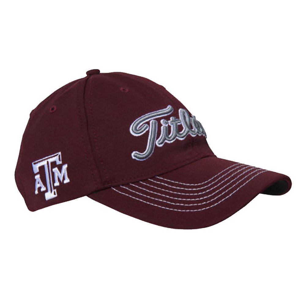 b7cd1e7e523 Visit our eBay Store for more great deals  Hurricane Golf New Titleist Golf  NCAA Fitted Cap PICK YOUR TEAM Size M L BUY IT NOW  15.85!