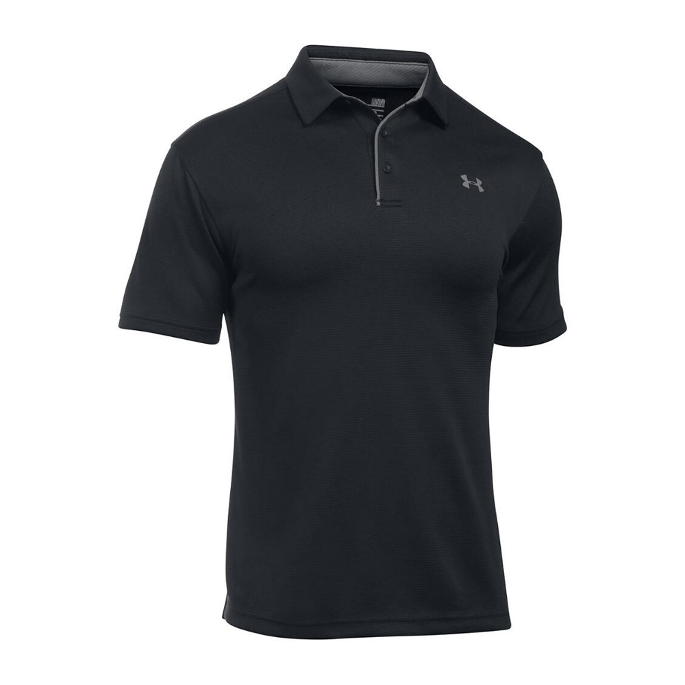 New under armour ua tech men 39 s golf polo shirt look like for Under armor business shirts
